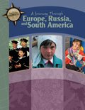 9781423602323: Europe, Russia, and South America, A Journey Through: 6th Grade