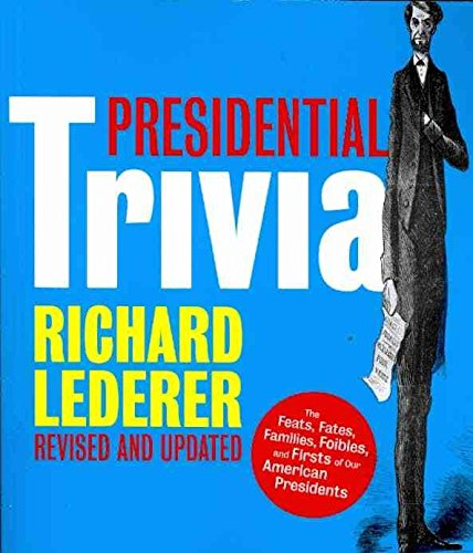 9781423603375: Presidential Trivia