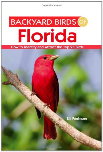 Backyard Birds of Florida: How to Identify and Attract the Top 25 Birds: Fenimore, Bill