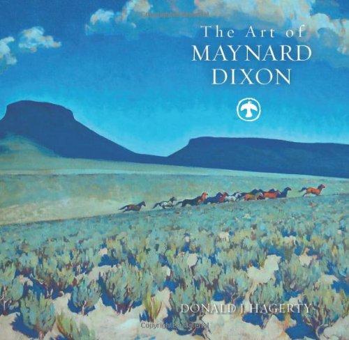 9781423603801: The Art of Maynard Dixon