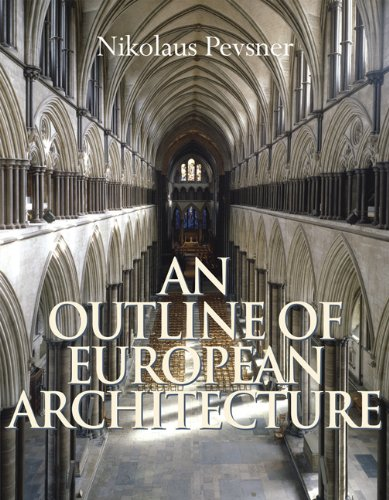 9781423604938: An Outline of European Architecture