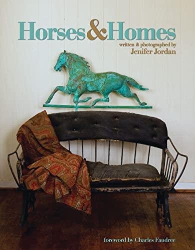 9781423605096: Horses & Homes