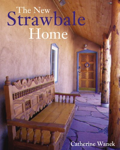 9781423606574: New Strawbale Home, The