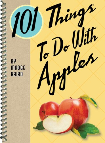 9781423606659: 101 Things to Do With Apples
