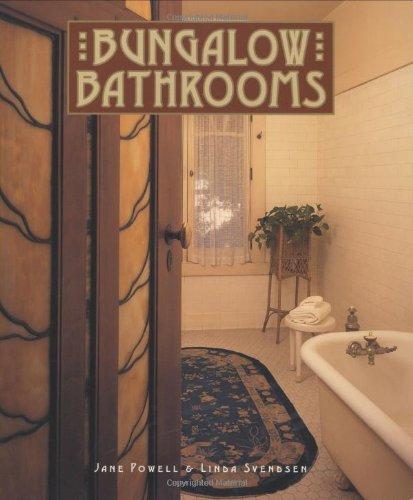 Bungalow Bathrooms: Jane Powell; Photographer-Linda
