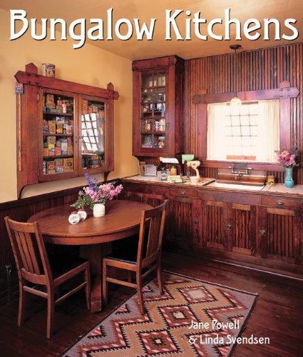 Bungalow Kitchens: Powell, Jane; Svendsen,