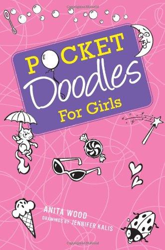 Pocket Doodles for Girls: Wood, Anita
