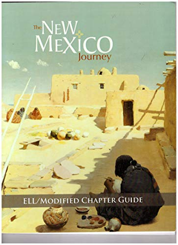 9781423616085: New Mexico Journey, The ELL/Modified Chapter Guide