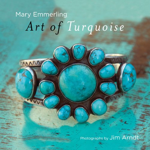 Art of Turquoise: Mary Emmerling
