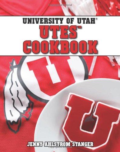 9781423616467: University of Utah Utes Cookbook