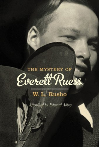 9781423617112: The Mystery of Everett Ruess