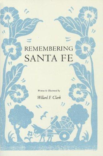 9781423617143: Remembering Santa Fe