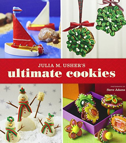 9781423619345: Julia M. Usher's Ultimate Cookies