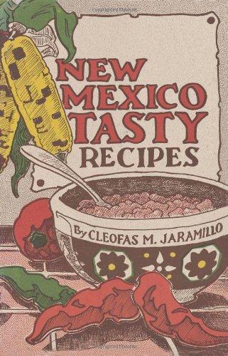 9781423620556: New Mexico Tasty Recipes