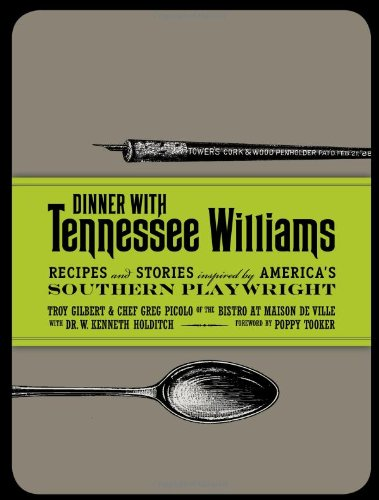 9781423621737: Dinner with Tennessee Williams