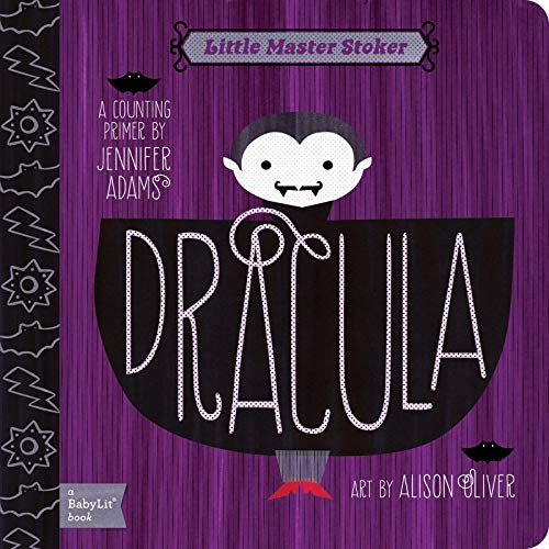9781423624806: Dracula: A BabyLit® Counting Primer