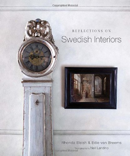 9781423625285: Reflections on Swedish Interiors