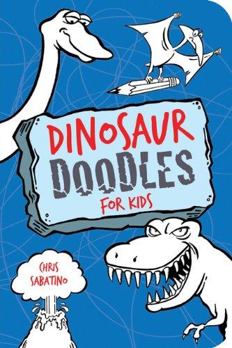 9781423630845: Dinosaur Doodles