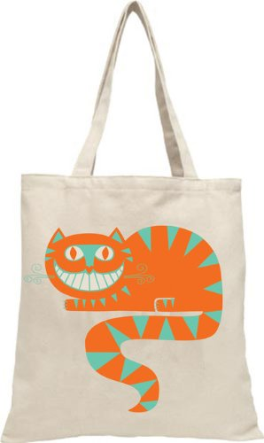 9781423631538: Cheshire Cat BabyLit® Tote
