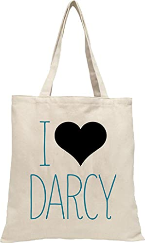9781423631576: I Heart Darcy: A BabyLit® Tote