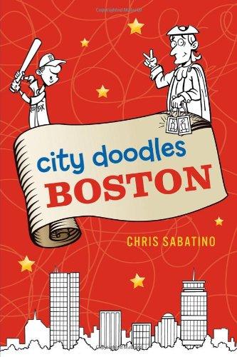 City Doodles: Boston (Pocktet Doodles): Chris Sabatino