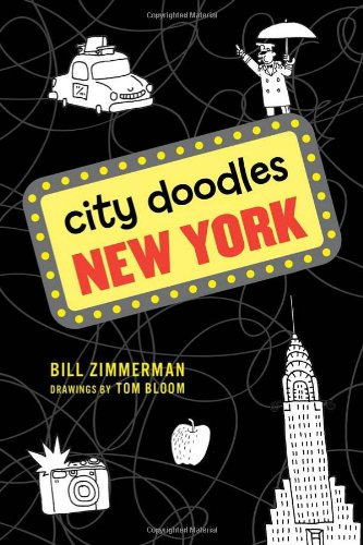 9781423632276: City Doodles New York