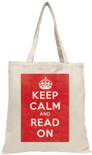 9781423633426: Keep Calm Tote Bag (LoveLit)
