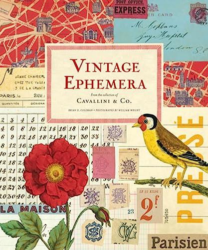 Vintage Ephemera: Brian D. Coleman;