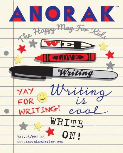 9781423633907: Anorak Issue 4: Writing