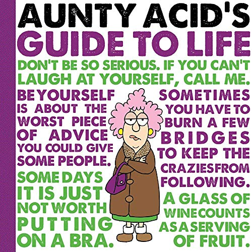 Aunty Acid's Guide to Life: Ged Backland