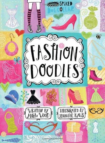 Fashion Doodles: Wood, Anita