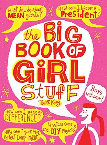 9781423637622: The Big Book of Girl Stuff, Updated