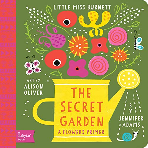 Little Miss Burnett (Board Books): Jennifer Adams