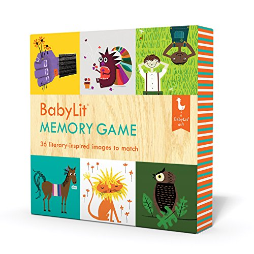 9781423641148: BabyLit® Memory and Matching Game