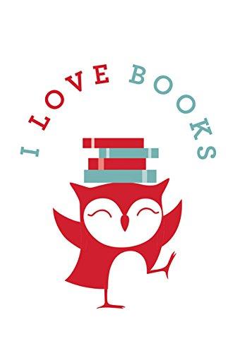 9781423641865: I Love Books Poster