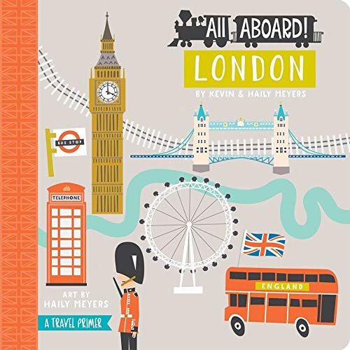 9781423642428: All Aboard! London: A Travel Primer