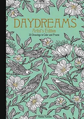 9781423645573: Daydreams Artist's Edition (Daydream Coloring Series)