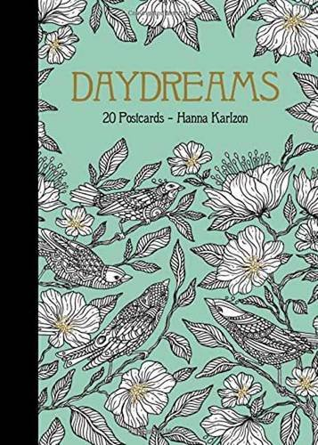 9781423645597: Daydreams 20 Postcards (Daydream Coloring Series)