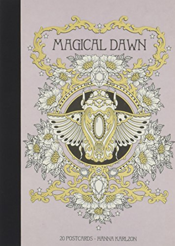 9781423646617: Magical Dawn 20 Postcards