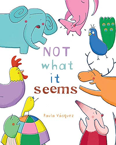 9781423646914: Not What It Seems (BabyLit)