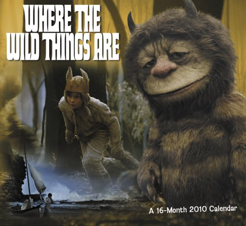 Where The Wild Things Are 2010 Wall Calendar: DayDream