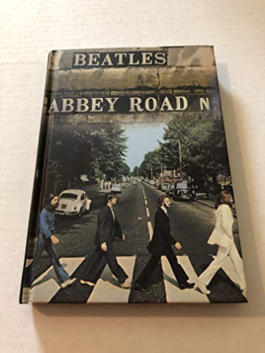 9781423802259: Beatles Abbey Road Bound Lined Journal(5