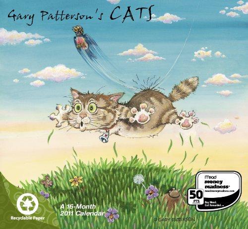 9781423805205: 2011 Gary Patterson's Cats Mini Calendar