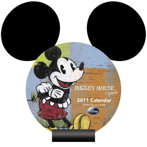 9781423805977: 2011 Mickey Mouse Desk Calendar