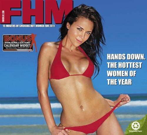 9781423806790: 2011 FHM Wall Calendar