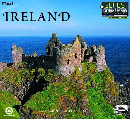 9781423808046: 2011 Ireland Wall Calendar