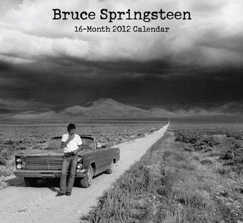 9781423808169: Bruce Springsteen 2011 Calendar
