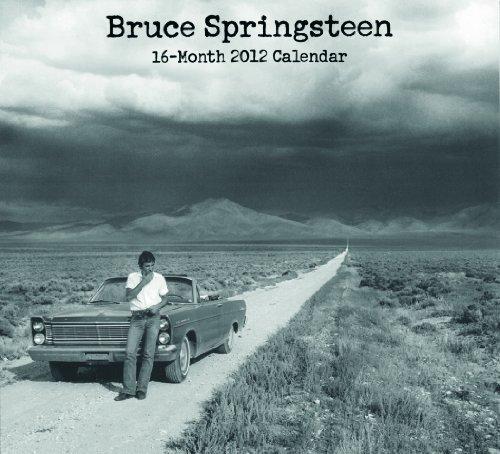9781423809531: Official Bruce Springsteen Calendar 2012