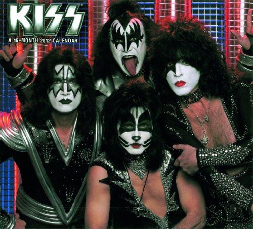9781423809746: 2012 KISS Wall Calendar