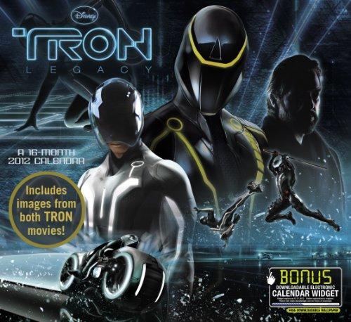 9781423811749: Tron 2012 Calendar